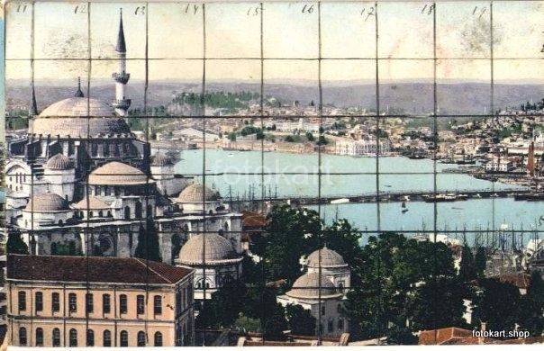 Bir Zamanlar İstanbul: Kartpostallar 06