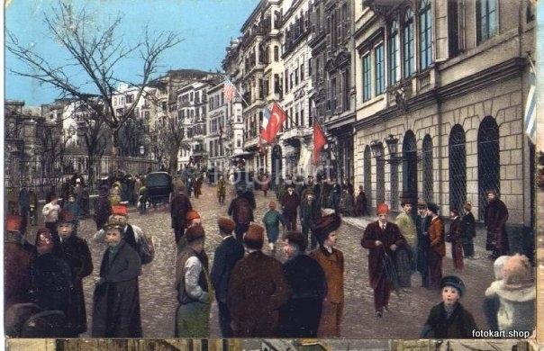 Bir Zamanlar İstanbul: Kartpostallar 07