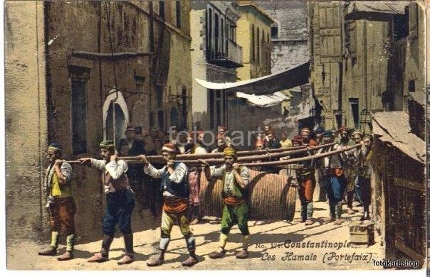 Bir Zamanlar İstanbul: Kartpostallar 09