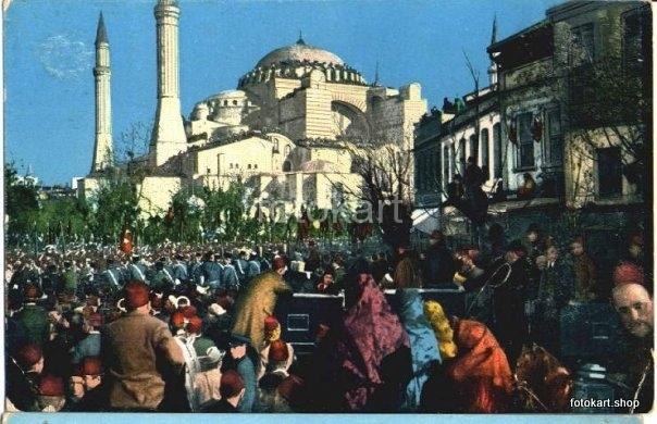 Bir Zamanlar İstanbul: Kartpostallar 10