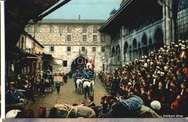 Bir Zamanlar İstanbul: Kartpostallar 11