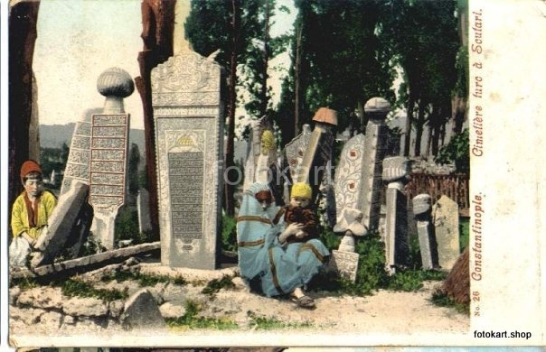 Bir Zamanlar İstanbul: Kartpostallar 21