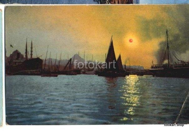 Bir Zamanlar İstanbul: Kartpostallar 25