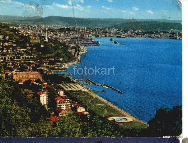 Bir Zamanlar İstanbul: Kartpostallar 27