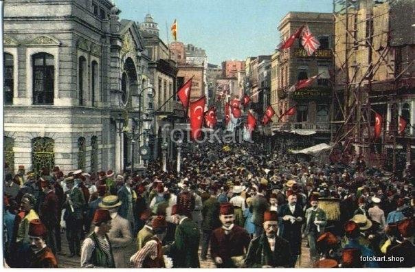 Bir Zamanlar İstanbul: Kartpostallar 28
