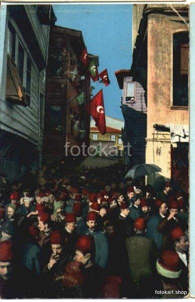 Bir Zamanlar İstanbul: Kartpostallar 31