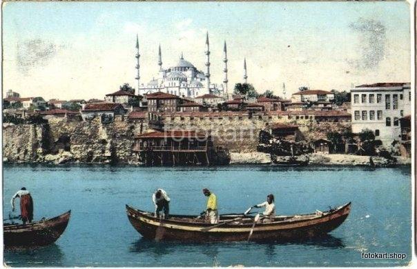 Bir Zamanlar İstanbul: Kartpostallar 32