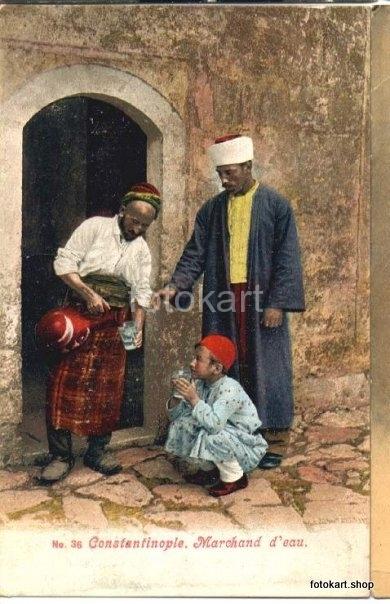 Bir Zamanlar İstanbul: Kartpostallar 38