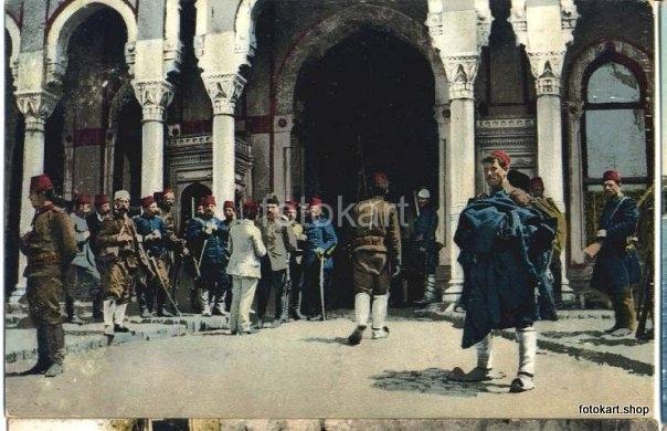 Bir Zamanlar İstanbul: Kartpostallar 41