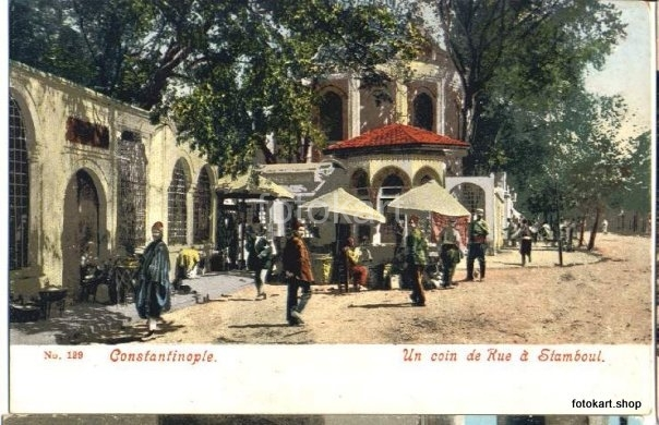 Bir Zamanlar İstanbul: Kartpostallar 44