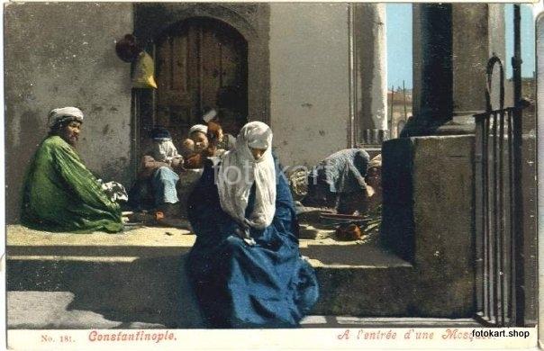 Bir Zamanlar İstanbul: Kartpostallar 46