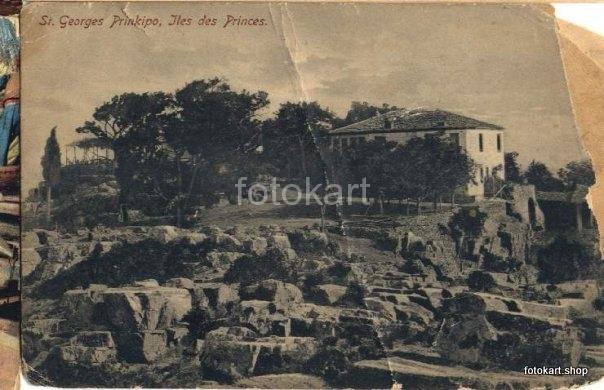 Bir Zamanlar İstanbul: Kartpostallar 49