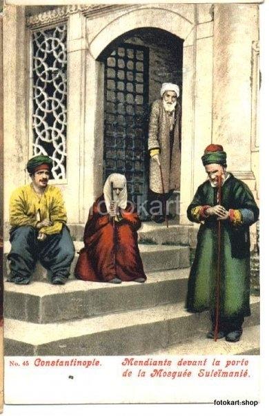 Bir Zamanlar İstanbul: Kartpostallar 54
