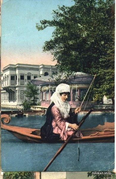 Bir Zamanlar İstanbul: Kartpostallar 57