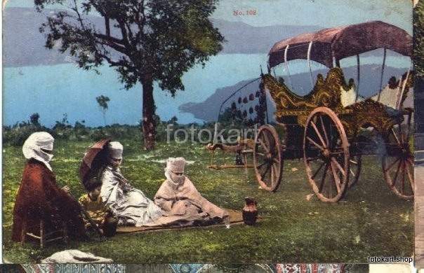 Bir Zamanlar İstanbul: Kartpostallar 59