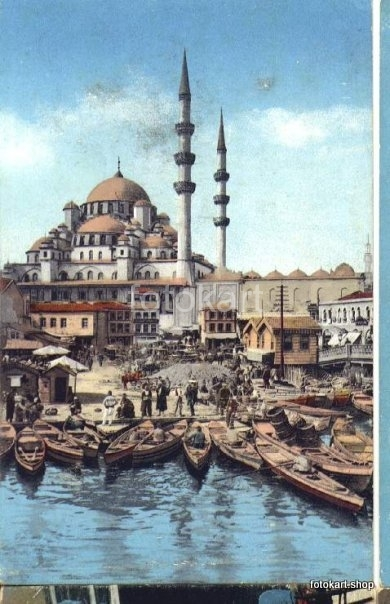 Bir Zamanlar İstanbul: Kartpostallar 61