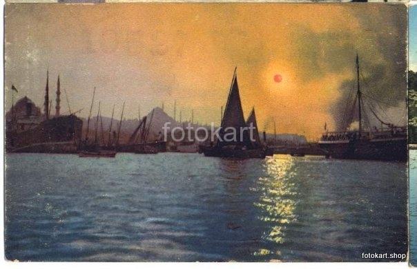 Bir Zamanlar İstanbul: Kartpostallar 63