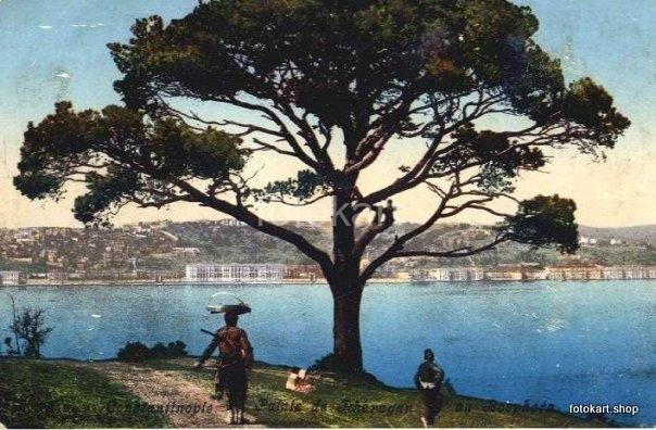 Bir Zamanlar İstanbul: Kartpostallar 64