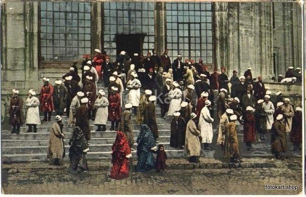 Bir Zamanlar İstanbul: Kartpostallar 67