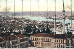 Bir Zamanlar İstanbul: Kartpostallar 05