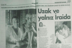 İraida Barry: Bir Beyaz Rus'un İstanbul'u
