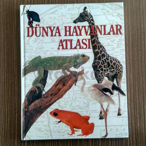 Dünya Hayvanlar Atlası