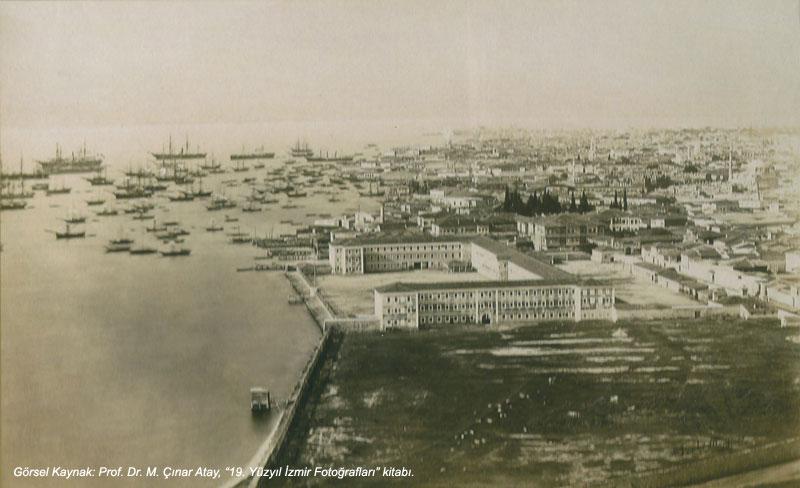 19. Yüzyıl İzmir Fotoğraf