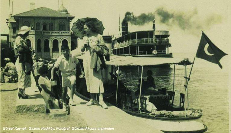 Kadıköy Vapuru