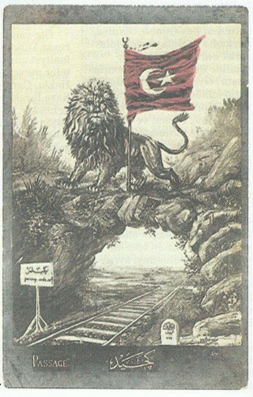 Milli Mücadele Kartpostalları 4