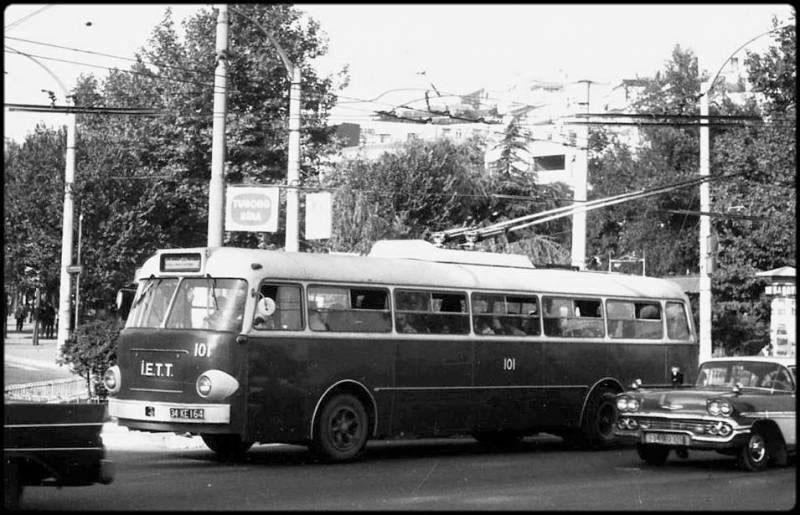 Tosun Troleybus