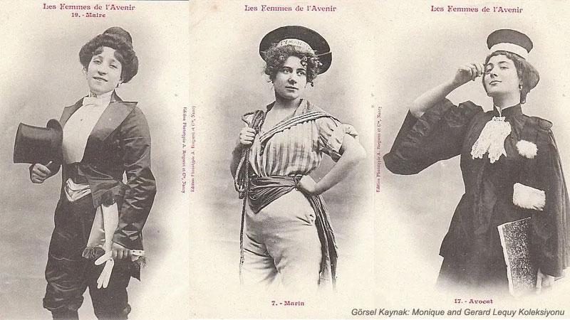 1902 Geleceğin Kadınları