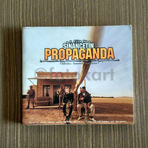 Sinan Çetin - Propaganda