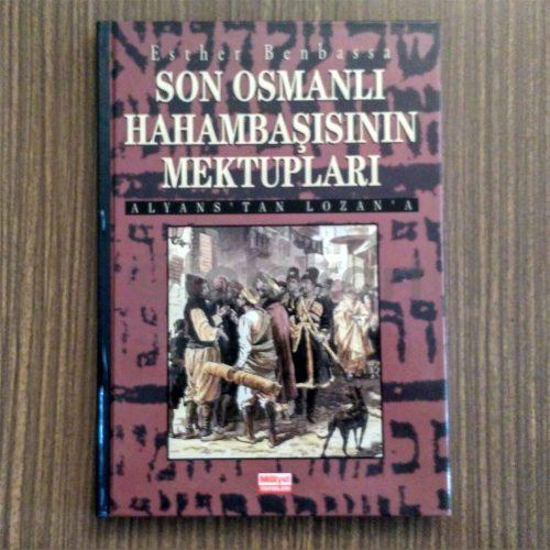 Son Osmanli Hahambasi