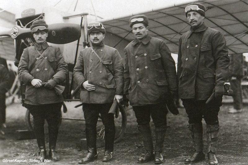 Turkeys War Pilotlar