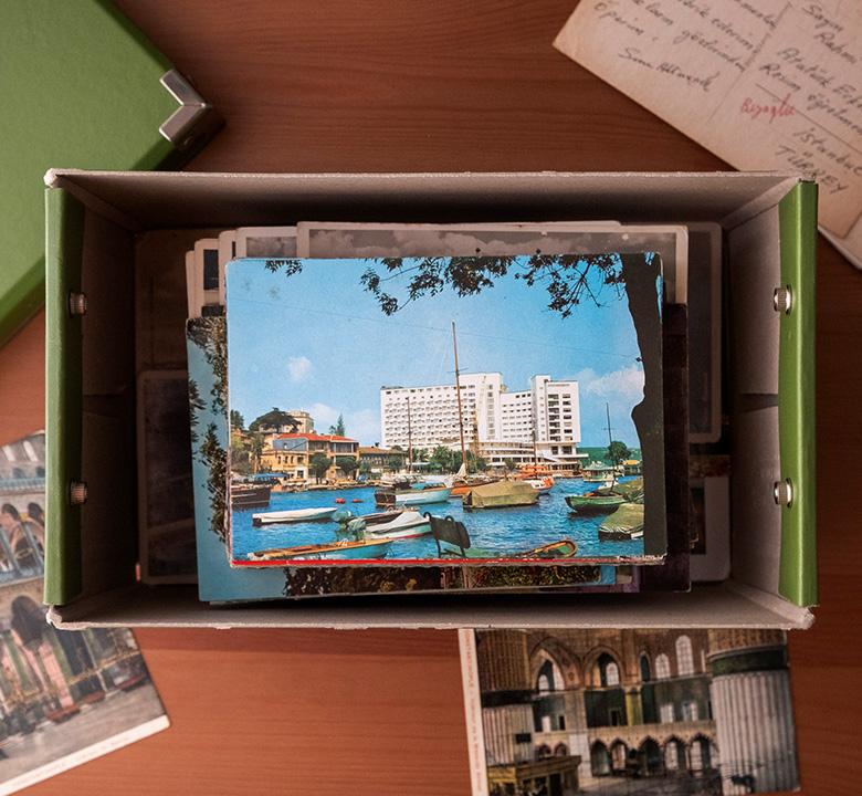 İstanbul Kartpostalları